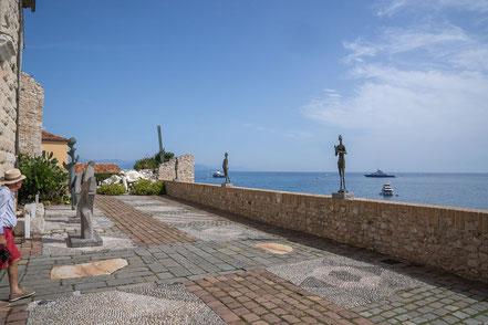 Bild: Musée Picasso in Antibes