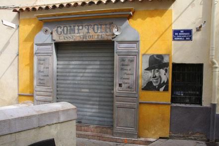 Bild: im Panier-Viertel in Marseille