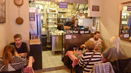 Bild: Restaurant Le coude à coude in Avignon