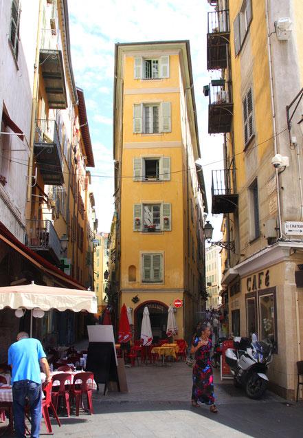 Bild: Altstadt Nizza (Nice)