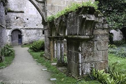 Bild: Abbaye de Beauport in Paimpol, Bretagne