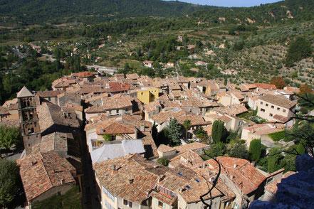 Bild: Bild auf Moustiers-Sainte-Marie
