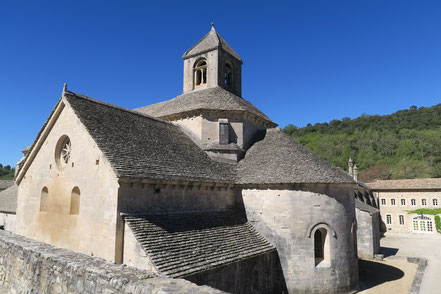 Bild: Abtei Notre-Dame de Sénanque, Kirche