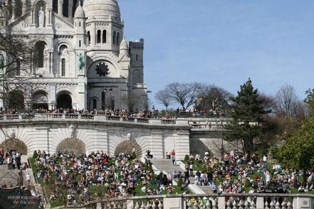 Bild: Basilique du Sacré Coeur de Montmartre
