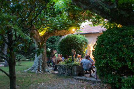 Bild: Le Mas des Grès, Hôtel de charme, Lagnes, Vaucluse