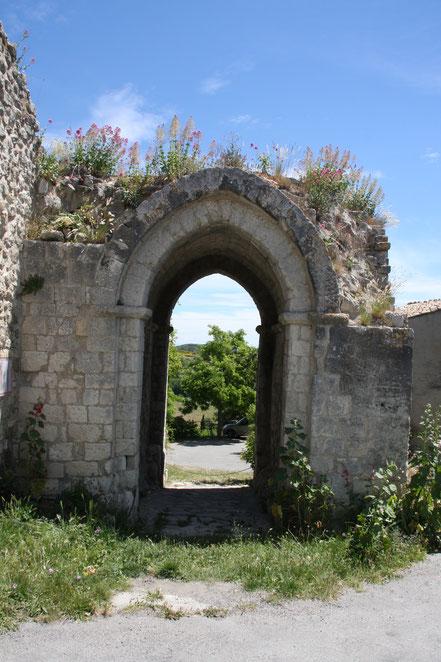 Bild: La Porte des Forges, Reillanne