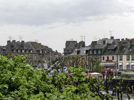 Bild: Avranches, Normandie
