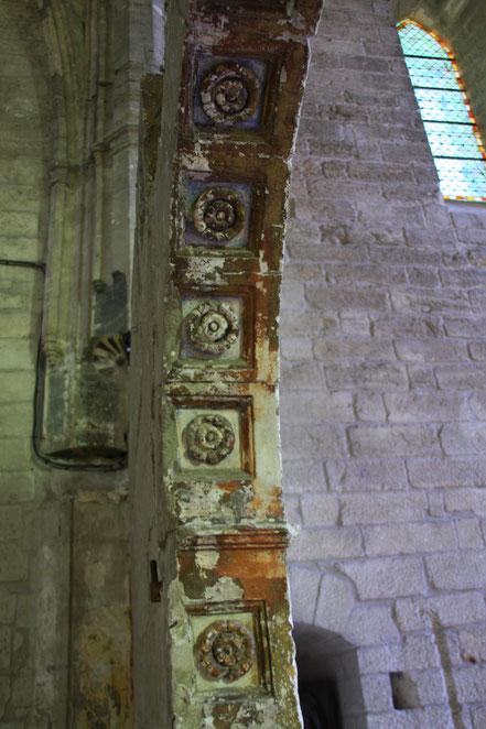 Bild: Kirche der Chartreuse Pontificale du Val de Bénédiction