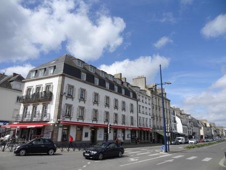 Bild: Restaurant L'Amiral in Concarneau