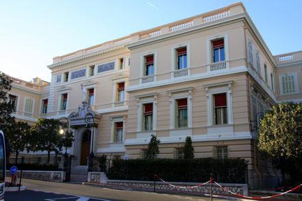 Bild: Monaco Regierungsgebäude