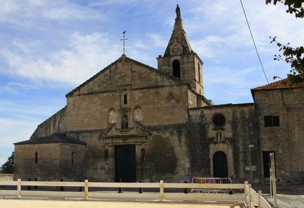 Bild: Èglise Notre Dame de la Major in Arles
