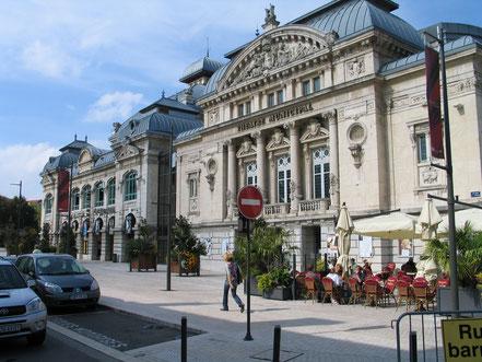 Bild: Theater in Bourg-en-Bresse