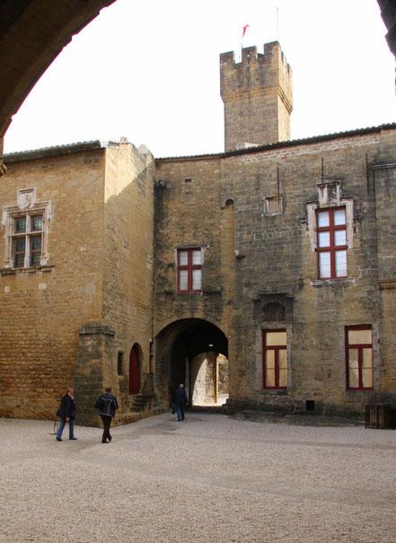 Bild: Château de l´Empéri in Salon-de-Provence