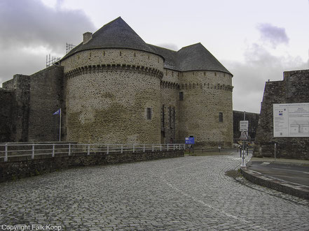 Bild: Château de Brest