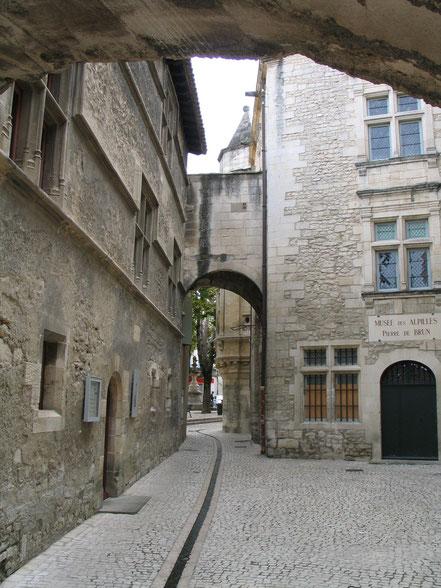 Bild: Musée des Alpilles in St-Rémy-de-Provence