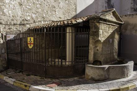 Bild: Pertuis, le lavoir Saint-Jacques