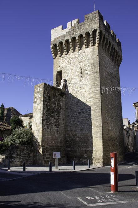 Bild: Pertuis, La tour Saint-Jacques