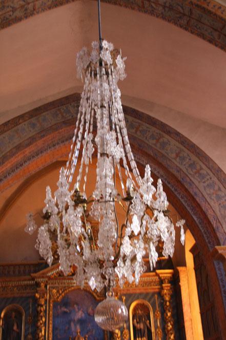 Bild: Pfarrkirche Montbrun-les-Bains