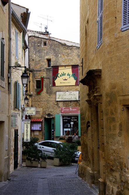 Bild: Altstadt Salon-de-Provence