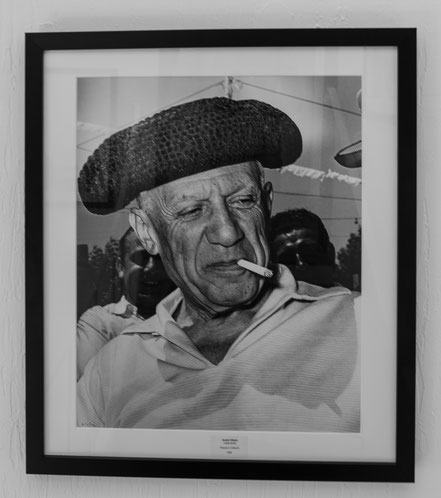 Bild: Mougins im Département Alpes Maritimes im Musée de la Photographie