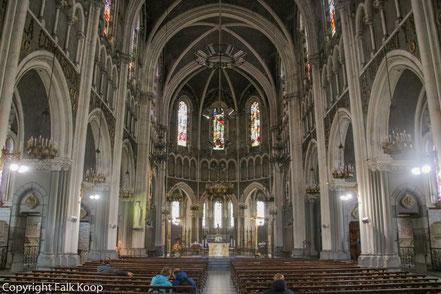 Bild:  Basilika de l´Immaculée Conception Lourdes