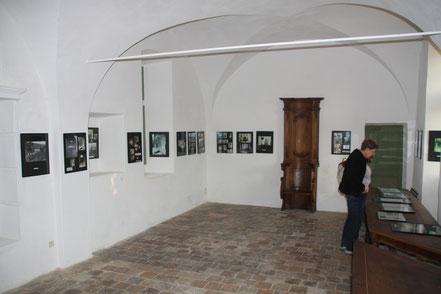 Bild: Kapitelsaal in der Abbaye St.-Hilaire bei Ménerbes