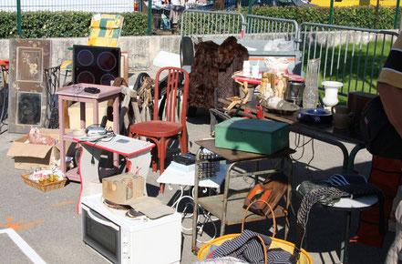 Bild: Vide grenier in der Provence