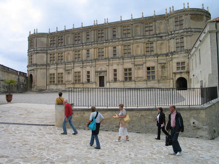 Bild: Château de Grignan