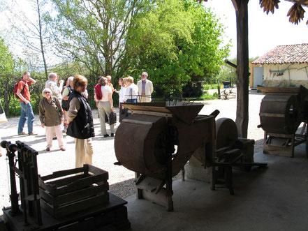 Bild: Geflügelfarm in der Bresse