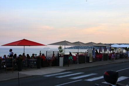 Bild: Menton Promenade du Soleil