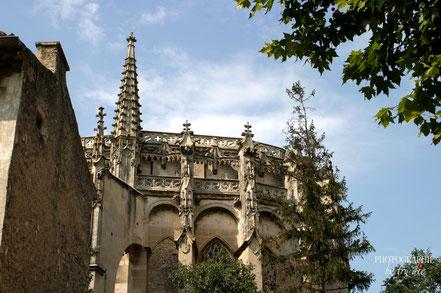 Bild: Cathédrale Saint-Vincent in Viviers