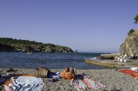 Bild: Banyuls-sur-mer, Bucht Les Elmes