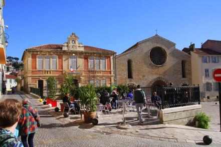 Bild: Hôtel de Ville am Place Massillon