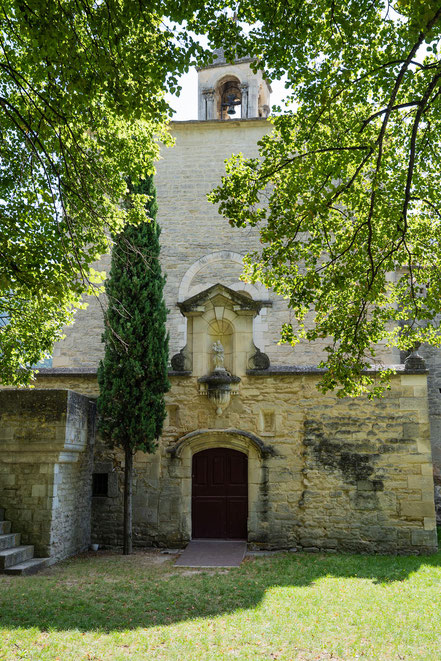 Bild: Chapelle Notre-Dame-deu-Groseau bei Malaucéne