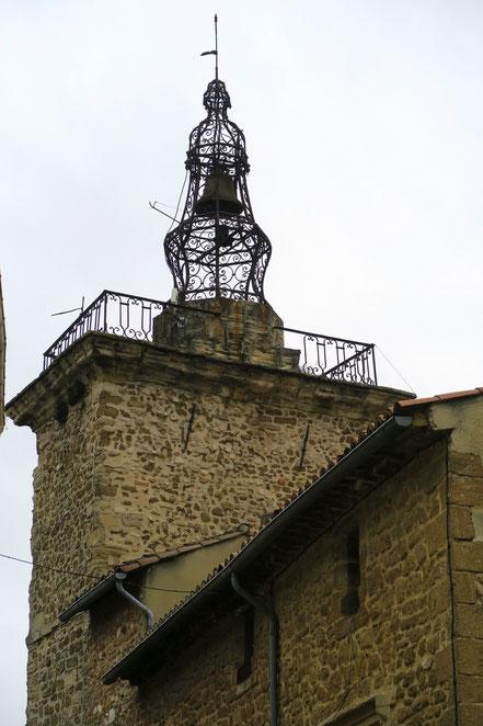 Bild: Glockenturm Aubignan