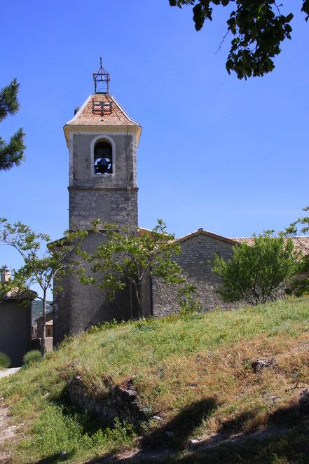 Bild: Kirche St. Marc in Banon