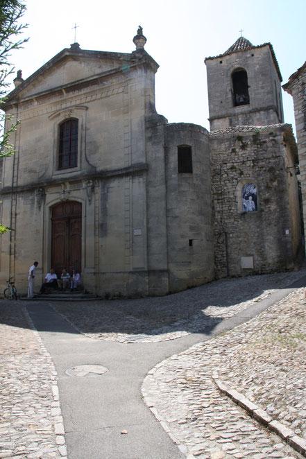 Bild: Cathédrale Sainte-Marie-de-l`Assomption in Vaison-la-Romaine