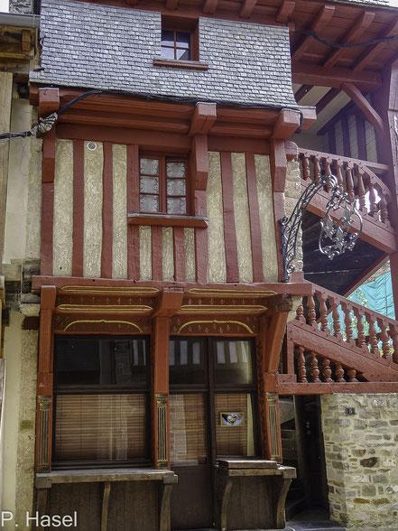 Bild: Altstadt von Vitré