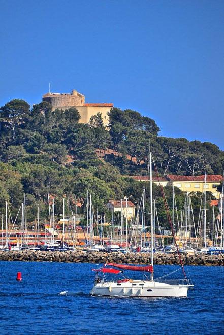 Bild: Fort Sainte-Agathe, Île de Porquerolles