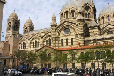 Bild: Cathédrale de la Major in Marseille