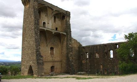 Bild: Château Châteauneuf du Pape