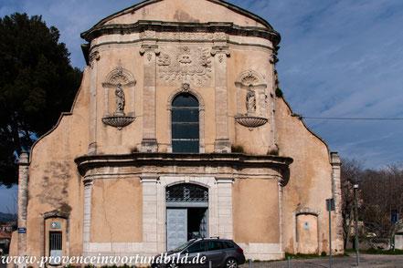 Bild: Chapelle des Pénitents blancs d`Aubagne