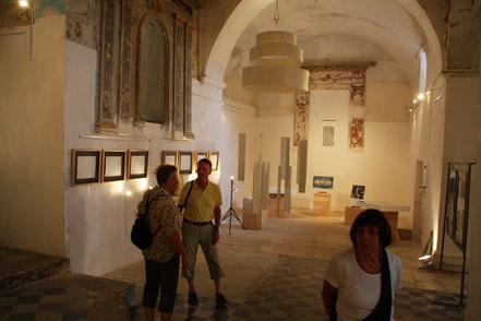 Bild: Kirche von Banon
