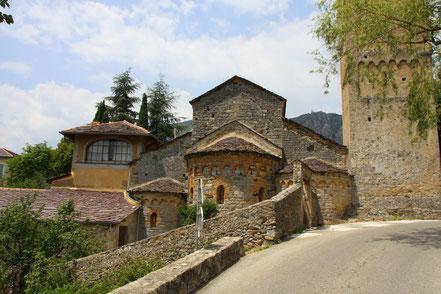 Bild: Saorge, Chapelle Notre-Dame-del-Poggio