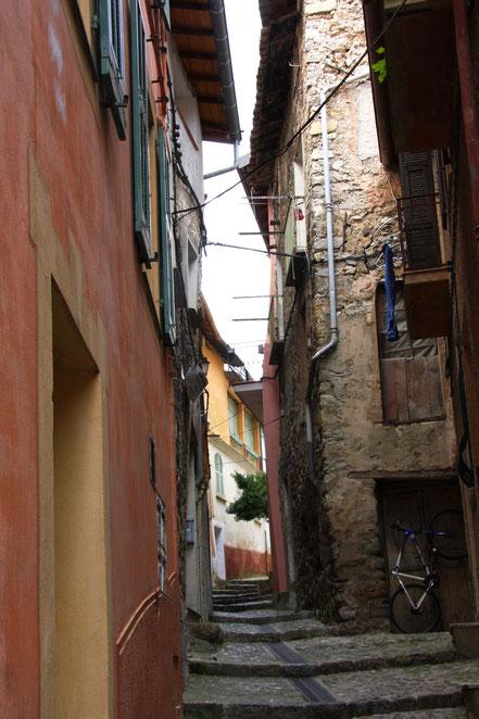 Bild: Sospel, Rue Saint-Pierre