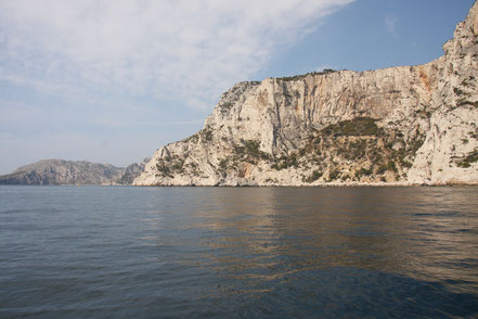 Bild: Cap du Devenson in den Calanques