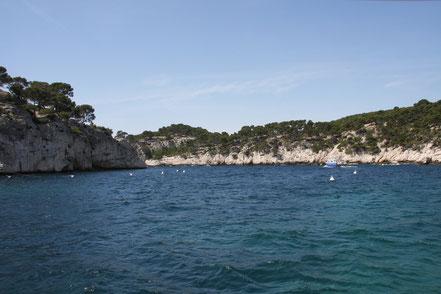 Bild: Calanques von Cassis