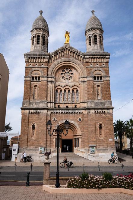 Bild: Kirche Notre-Dame-de-la-Victoire, Saint-Raphael