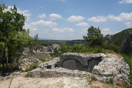 Bild: Fort du Buoux