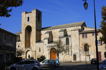 Bild: Èglise Notre-Dame-de-Nazareth, Pernes-les-Fontaines
